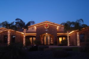 Residential Holiday Lighting Arizona