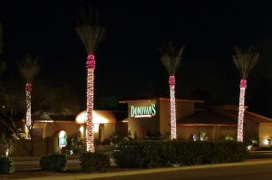 Commercial - Custom Holiday Lighting Arizona